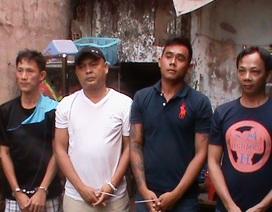 Xóa sổ trường gà ở trung tâm Sài Gòn, tạm giữ 27 người