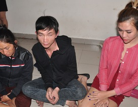 Bắt nhóm giả gái chuyên trộm tài sản du khách ở trung tâm Sài Gòn