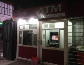 Phá cột ATM của ngân hàng Agribank trộm gần 1 tỉ đồng