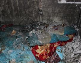 Nghi án dùng xăng đốt phòng trọ, 2 người chết, 2 người nguy kịch