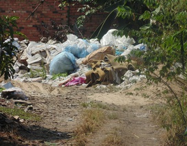 Đồng Nai: Dân chỉ biết kêu trời vì xưởng phế liệu gây ô nhiễm
