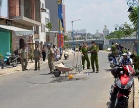Nổ lớn trong hố ga, 3 công nhân bị thương