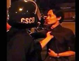 Công an TPHCM mời người dân bị cảnh sát cơ động túm cổ áo đến xin lỗi