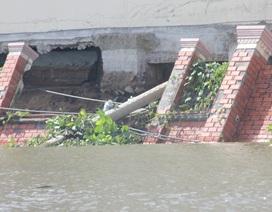 Hai căn nhà chìm xuống sông Sài Gòn: Tiếng kêu cứu trong đêm