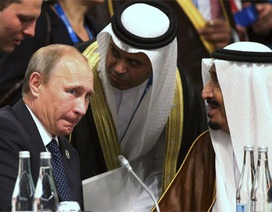 Manh nha cuộc chiến dầu lửa Saudi Arabia - Nga
