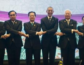 Các lãnh đạo thế giới kêu gọi bảo đảm tự do hàng hải ở Biển Đông