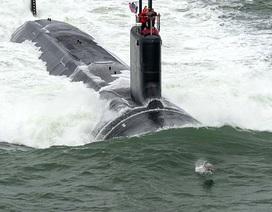 """Khám phá """"sát thủ"""" tàu ngầm mới của Hải quân Mỹ"""