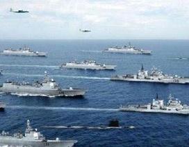 Trung Quốc thông báo tổ chức 3 cuộc diễn tập bắn đạn thật ở Biển Đông