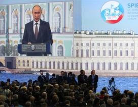 Lý do Putin khó bắt tay OPEC cứu giá dầu