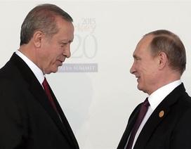Đối đầu Nga-Thổ: Ai thả câu sau khi cố làm nước đục?