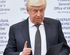 Ukraine điều tra vụ bắn tỉa nhằm vào Tổng công tố nhà nước