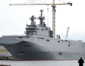 Pháp chính thức hủy thương vụ Mistral, hoàn tiền toàn bộ cho Nga