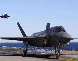 Thủy quân Lục chiến Mỹ tuyên bố F-35 đã sẵn sàng cho chiến đấu