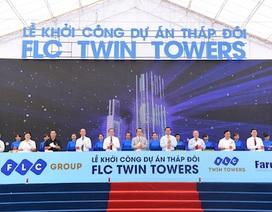 Tập đoàn FLC khởi công dự án tháp đôi 265 Cầu Giấy