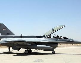 Mỹ điều 6 máy bay chiến đấu tới Thổ Nhĩ Kỳ tấn công IS