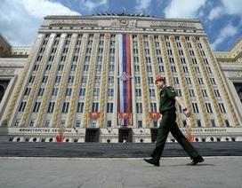 Tin tặc rao bán các tài liệu mật của Bộ Quốc phòng Nga