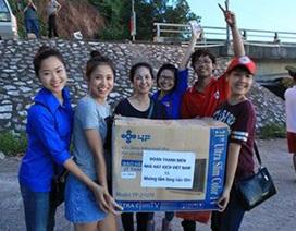 Nhà hát Kịch Việt Nam chung tay cùng đồng bào bão lũ Quảng Ninh