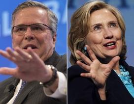 "Jeb Bush, Hillary Clinton ""khẩu chiến"" về Iraq"