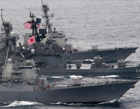 Nhật Bản nghiên cứu phát triển tàu khu trục thế hệ mới