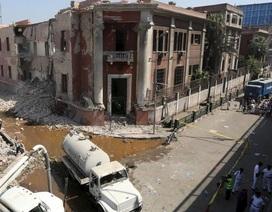 Đánh bom xe nhằm vào lực lượng an ninh ở Ai Cập