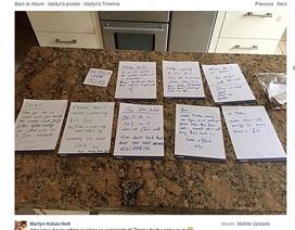 13 mẩu giấy nhắn của mẹ khiến dân mạng cười nghiêng ngả