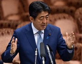 Thủ tướng Nhật không tới Trung Quốc dự lễ duyệt binh