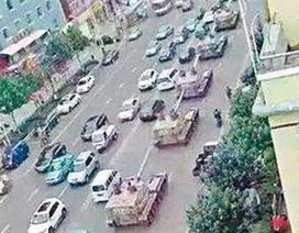 Căng thẳng trên bán đảo Triều Tiên: Trung Quốc dồn quân về biên giới