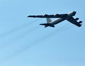 Mỹ sẵn sàng điều B-52 tới bán đảo Triều Tiên hỗ trợ Hàn Quốc