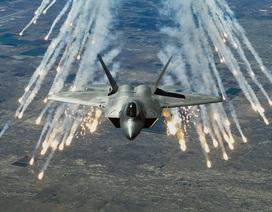 Mỹ điều chiến đấu cơ tàng hình F-22 tới châu Âu