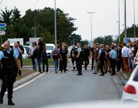 Nổ súng tại Pháp, 4 người chết