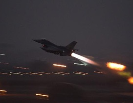 Thổ Nhĩ Kỳ tham gia liên minh không kích IS