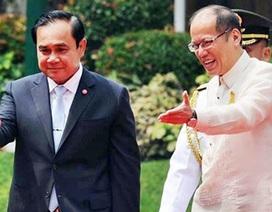 Thái Lan cam kết ủng hộ bộ quy tắc ứng xử ở Biển Đông