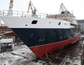 Mỹ cảnh giác cao trước sự xuất hiện của tàu Nga gần căn cứ tàu ngầm