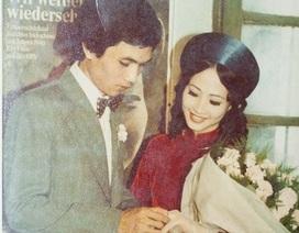 Ảnh cưới hiếm hoi ít người biết của sao Việt