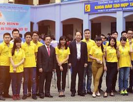 Trường ĐH Công nghiệp Hà Nội thông báo tuyển sinh
