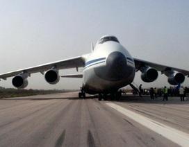 Mỹ nói 4 trực thăng Nga xuất hiện tại sân bay Syria