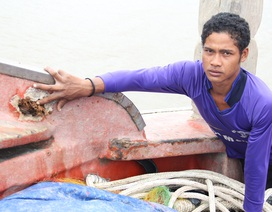 Cảnh sát biển Thái Lan thừa nhận bắn tàu cá Việt Nam