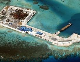 Trung Quốc dùng đảo nhân tạo để theo dõi tàu ngầm đối phương