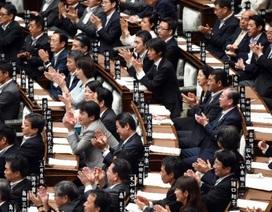 Quốc hội Nhật Bản thông qua dự luật an ninh