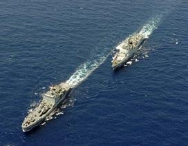 Nhật lo ngại Trung Quốc phong tỏa các tuyến đường biển sống còn ở Biển Đông