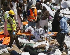 Hiện trường kinh hoàng vụ giẫm đạp gần thánh địa Mecca