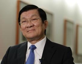 Chủ tịch nước Trương Tấn Sang: Trung Quốc vi phạm luật pháp quốc tế ở Biển Đông