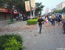 Lại xảy ra nổ lớn tại Trung Quốc