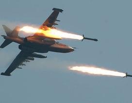 Điều ẩn sâu sau cuộc không kích IS của Nga tại Syria