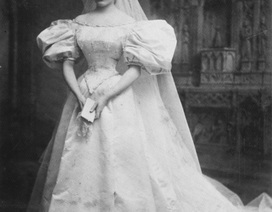 Chiếc váy cưới đồng hành cùng 11 cô dâu trong suốt 120 năm