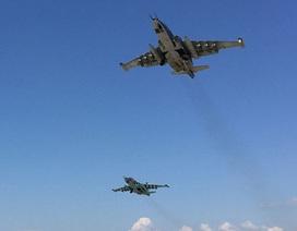 Nga lên tiếng về vụ áp sát máy bay Mỹ tại Syria