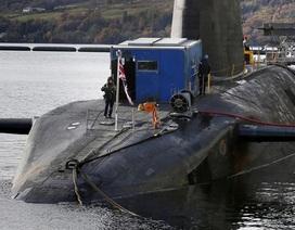 Anh sẽ đặt mua 4 tàu ngầm Trident thế hệ mới