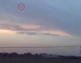 Chiến binh người Kurd tại Syria tung video tên lửa Nga tấn công IS