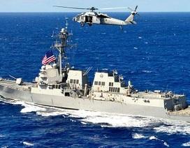 Mỹ đã thông báo với ASEAN về kế hoạch đưa tàu tới Biển Đông