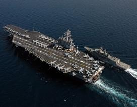 Tàu sân bay Mỹ có thể gặp khó trước các vũ khí diệt hạm